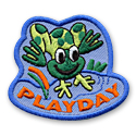 Play Day Fun Patch