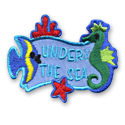 Under The Sea Fun Patch