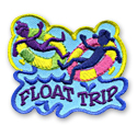 Float Trip Fun Patch