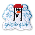 Snow Fun Patch