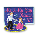 Me & My Guy Dance '15 Fun Patch
