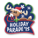 Holiday Parade '15 Fun Patch