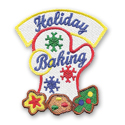 Holiday Baking Fun Patch