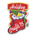 Holiday Crafts '15 Fun Patch