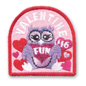 Valentine Fun '16 Fun Patch