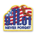 9.11.01 Never Forget