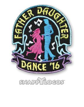 Dance Fun Patch - MakingFriendsMakingFriends