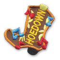 Hoedown Fun Patch