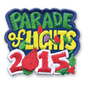 Parade of Lights 2015 Fun Patch
