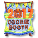 Cookie Booth 2017