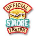 Official S'more Tester