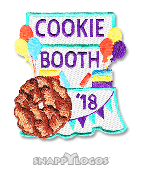 Cookie Booth '18