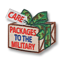 Care Packages to Military