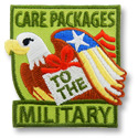 Care Packages to the Military