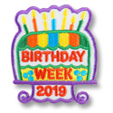 Birthday Week '19