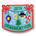 Ornament Fun 2019