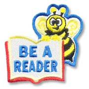 Be a Leader Girl Scout Fun Patch