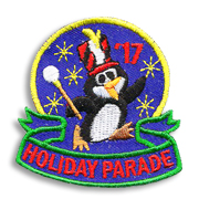 Holiday Parade '17 Girl Scout Fun Patch