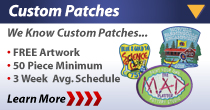 Custom Patches
